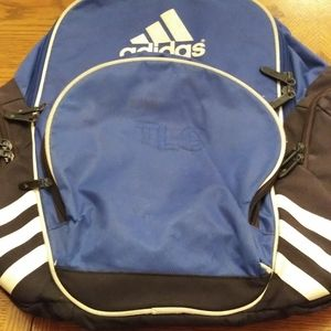 Adidas bookbag /Backpack $45